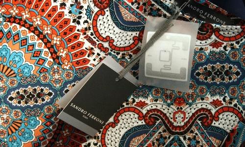 Logistica RFID nel fashion – Case History Sandro Ferrone