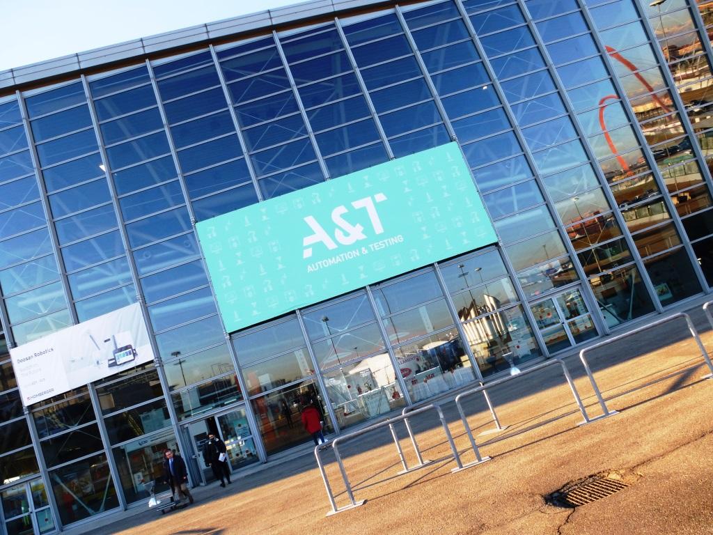 Villaggio dell'RFID & Bluetooth Low Energy a A&T 2020