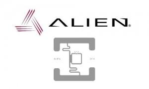 2x2 Inlay RFID UHF - Alien ALN 9634