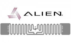 Alien ALN 9630 Squigglette Inlay RFID UHF