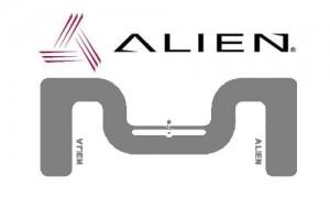 BAT Alien Smart Label - RFID UHF EPC Inlay ALN 9770