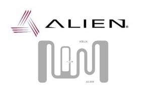 GT Inlay RFID UHF - Alien ALN 9728