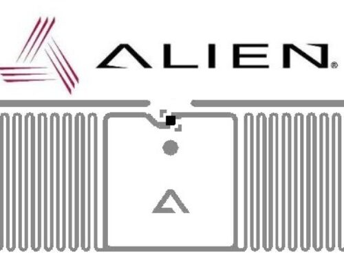 Alien Glint Inlay RFID UHF EPC – Smart Label
