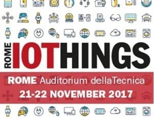 IOTHINGS Roma 2017 con le tecnologie RFID e Bluetooth Low Energy