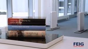 Tecnologia RFID nelle biblioteche