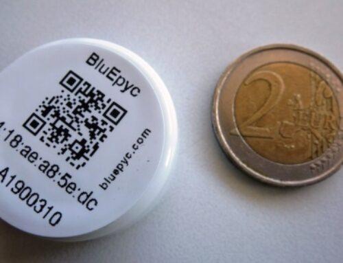 Novità dispositivo: Bluetooth LE Disk Beacon by BluEpyc