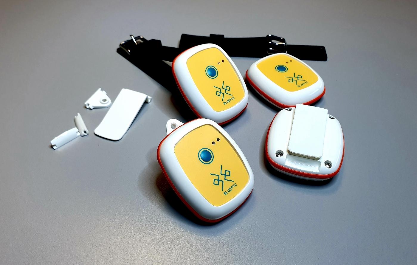 BluEpyc Sensor Beacon Wake-up Bluetooth Low Energy & accessori