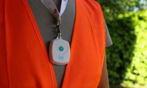 Tecnologia Bluetooth LE per il social distancing e la sicurezza sul lavoro