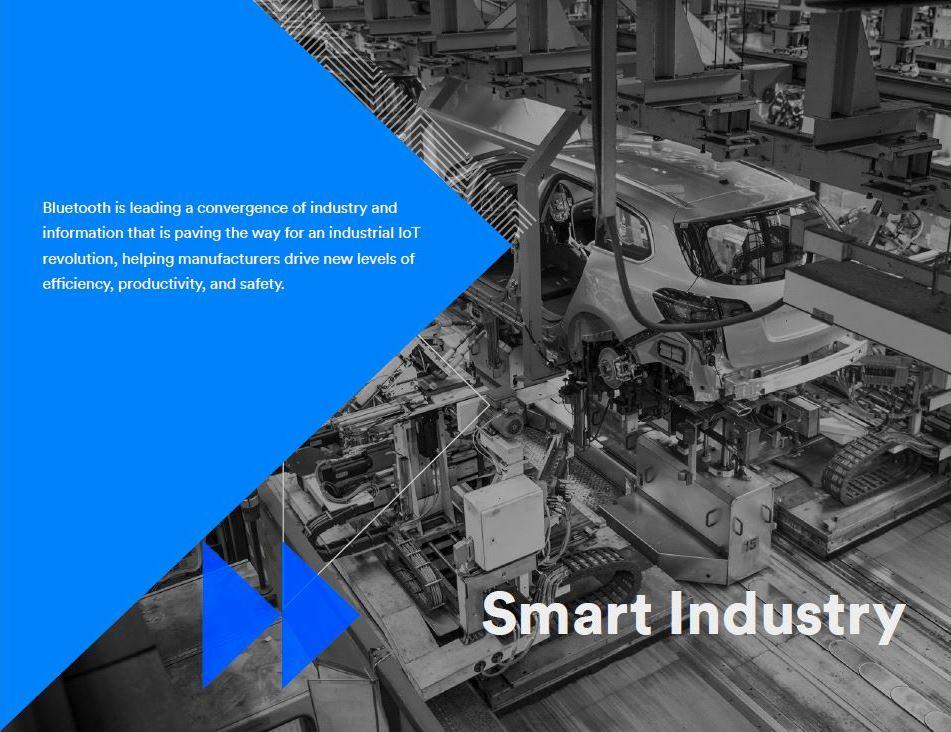 Bluetooth Market Update 2019 - Smart Industry
