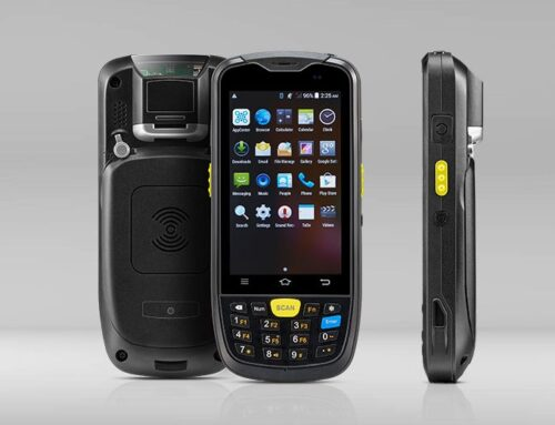 C6000 – Android Rugged Handheld Computer
