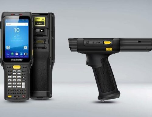 C61 – Rugged Mobile Computer Android 9.0 with Keypad
