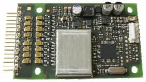ID ISC.M02.M8-B - RFID HF ISO 15693, Modulo OEM Reader e Writer con multiplexer integrato a 8 uscite per antenne 50 ohm