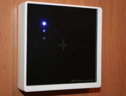 CPR50.10-E – Controllo Accessi RFID a muro Ethernet PoE