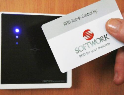 MAX50.10-RE – Controllo Accessi RFID Stand Alone Ethernet PoE
