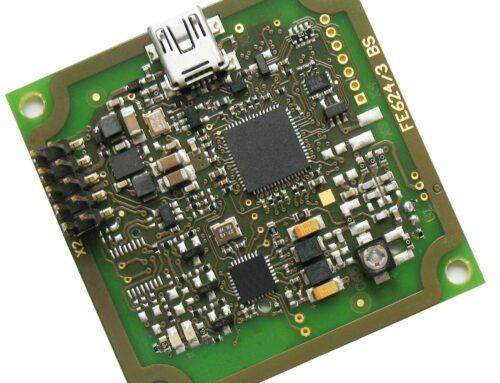 CPR.40.0X – Modulo OEM RFID HF – NFC – Calypso