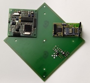 ID CPR.M02 - Modulo OEM + SAM Modul + Antenna OEM 100 x 100 mm.