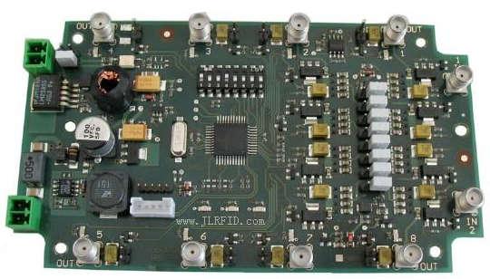 ISC.ANT.MUX.M4 - OEM Antenna Multiplexer RFID HF a 4 uscite