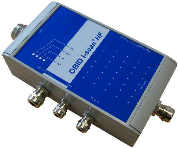 ID ISC.LR1002-E - Long Range Reader RFID HF - 5 Watt