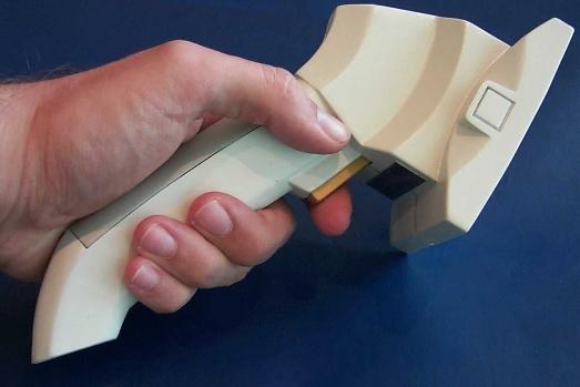 ISC.PRH102 HandHeld Mobile Reader RFID HF