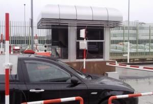 Supporto per progetto RFID di controllo accesso veicolare