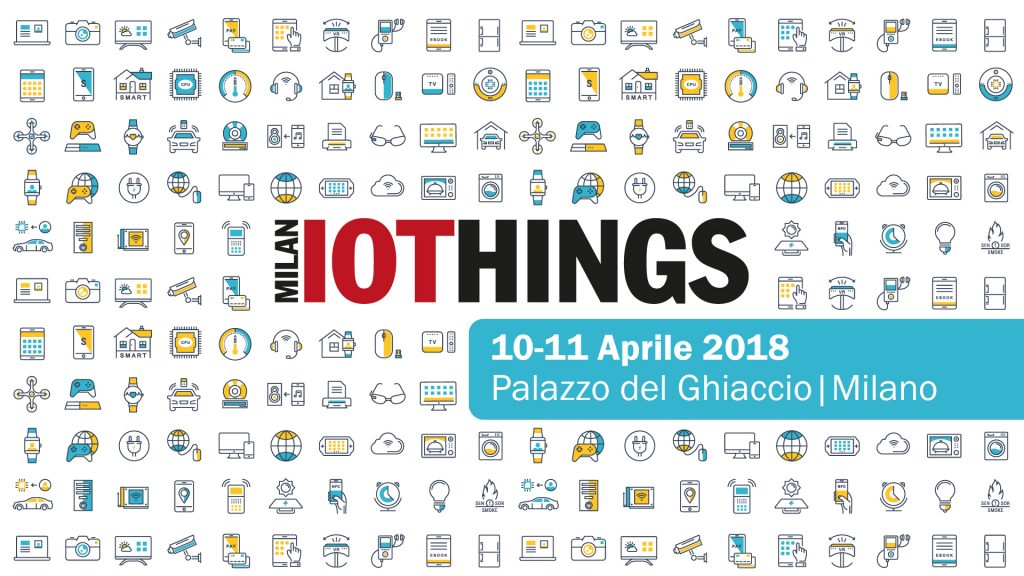 Logo IOTHINGS Milano 2018 - RFID Global & BluEpyc