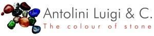 StoneID in Antolini Luigi & C.: RFID per la tracciabilità completa delle lastre di marmo, dall'ingresso in fabbrica dei blocchi all'uscita dopo la vendita. Logo Antolini