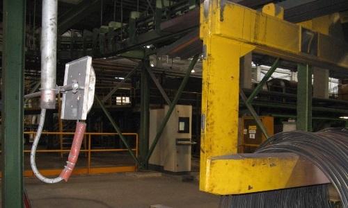 Automazione in produzione con RFID – Case History Acciaierie ORI Martin