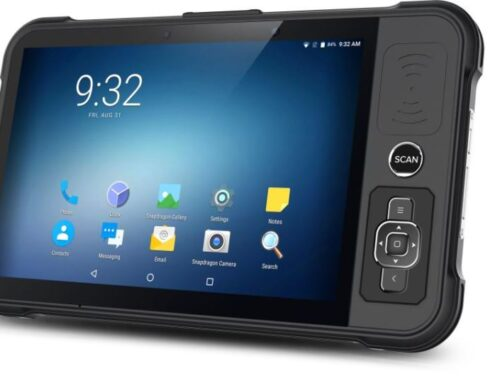 P80-AE Rugged Tablet Android 9.0