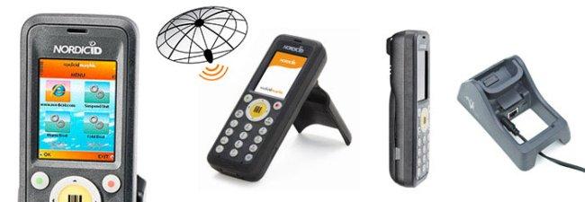 Nordic ID - Mobile Computer Palmari Morphic RFID UHF