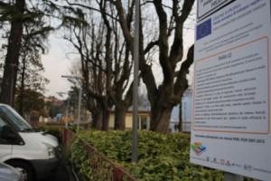Smart Park RFID UHF - Case History Park-ID a Sarnico