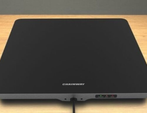 R3 – Desktop RFID UHF Pad Antenna Reader
