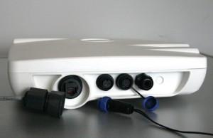 RED.A.MRU80.FLY - RedWave RFID UHF Antenna Reader Industriale con Smart FlyBoard CPU - connettori cavi