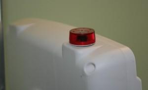 RED.A.MRU80.FLY - RedWave RFID UHF Antenna Reader Industriale con Smart FlyBoard CPU - segnalatore led-buzzer
