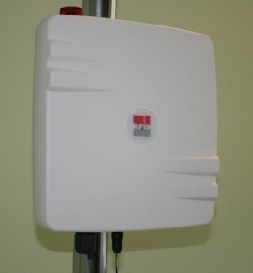RED.A.MRU80.FLY - RedWave RFID UHF Antenna Reader Industriale con Smart FlyBoard CPU
