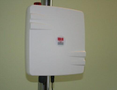 RFID UHF Antenna Reader Integrati Rugged RedWave Smart – RED.ARU80.FLY