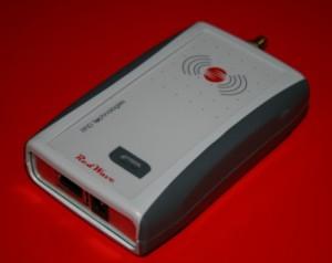 ID RED.MR50-E - Ethernet RedWave Short Range Reader RFID & NFC HF Multi ISO per antenna esterna