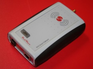 RED.MR80.FLY-M Mid-Range Reader RFID HF RedWave SmartFly Mobile GPRS