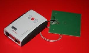 Controller RFID HF RedWave SmartFly Wi-Fi RED.MR80.FLY-W con antenna RFID HF OEM