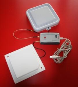 RED.MRU80-M2-U RedWave Short Range Reader RFID UHF e Antenne