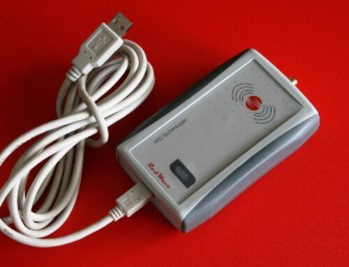 RED.MRU80-M2I-U RedWave DeskTop Controller RFID UHF USB
