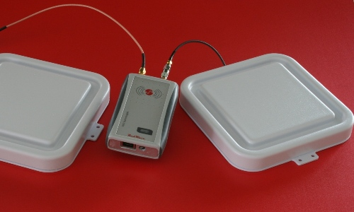 RED.MRU80.FLY - RedWave Cloud Smart Controller RFID UHF con CPU ed I/O - connettività: Lan - WiFi - 3G - Multliplexer Antenne