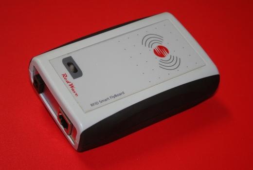 RED.PR80.FLY-M Contactless Reader RFID HF RedWave SmartFly Mobile GPRS