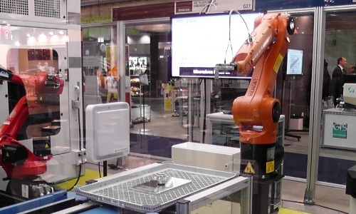 Smart Factory con l'RFID – RFID GIT Global Inspection Tracking
