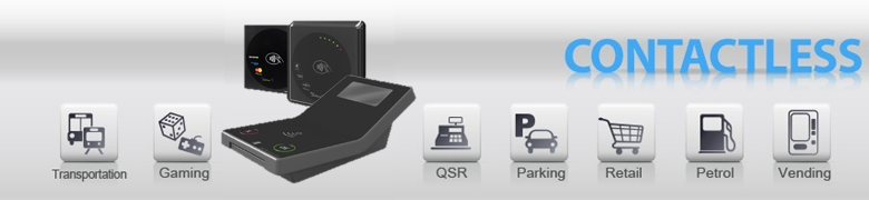 Reader RFID per Pagamenti Contactless OBID myAXXESS by FEIG Electronic - applicazioni