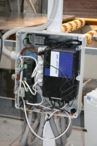 RFID Long Range Reader LRU2000 gestisce le fasi di produzione della pietra naturale
