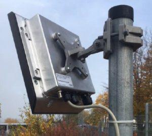 RFID UHF Robust Antenna by RFID Global - retro