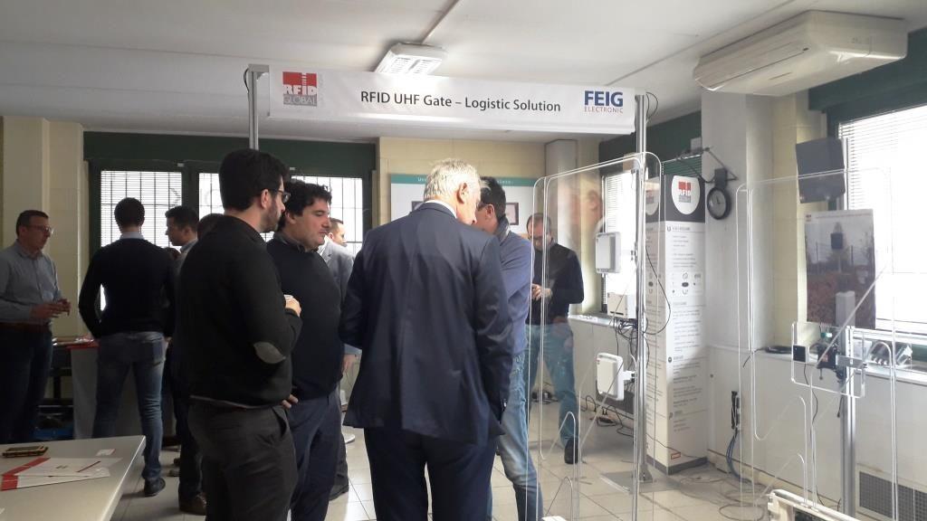 Seminario free RFID BLE - RFID Global