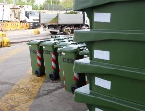 Cassonetti Smart dotati di Tag per la raccolta rifiuti RFID