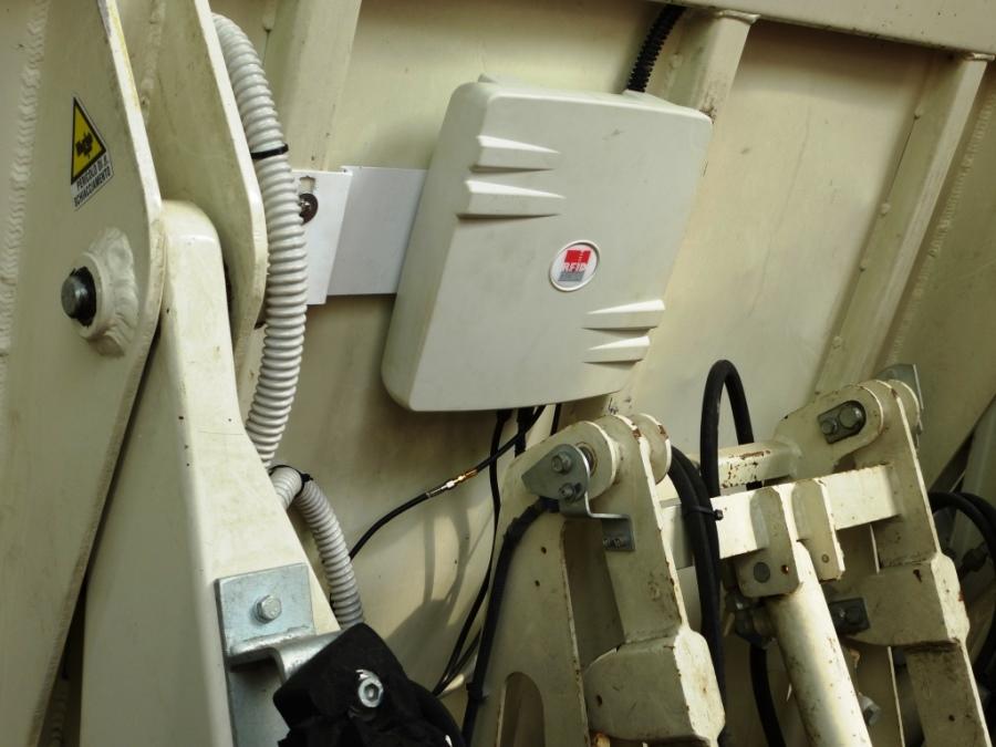 Gestione smart raccolta rifiuti RFID a Lucca