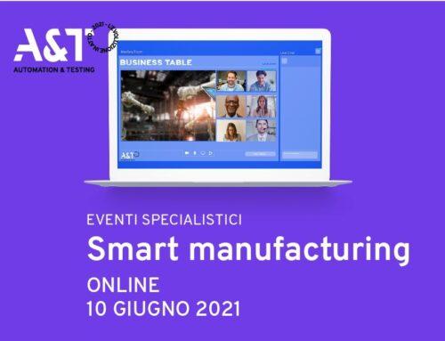 Smart Manufacturing 2021 – digitalizzare con l'RFID e Bluetooth Low Energy